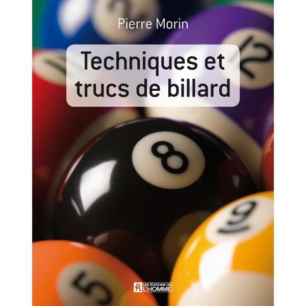 TECHNIQUES & TRUCS DE BILLARD